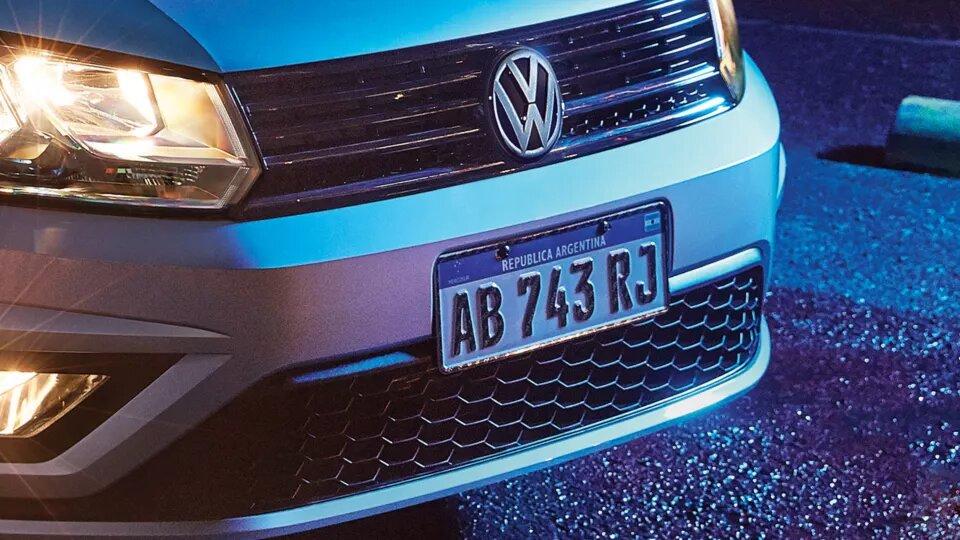 Grilla tipo panal de abejas | Gol | Andina Volkswagen