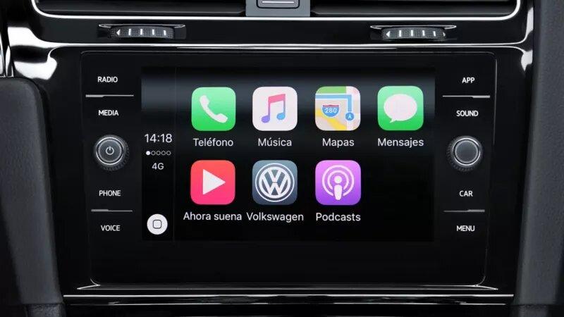 Sistema de audio | Golf | Andina Volkswagen