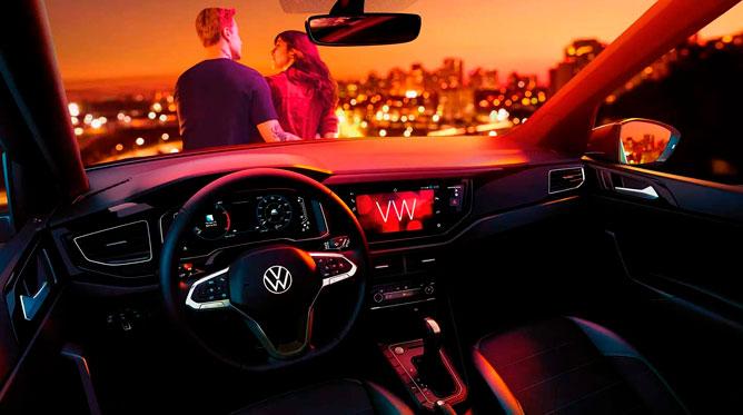 Tablero digital | Nuevo Nivus | Andina Volkswagen