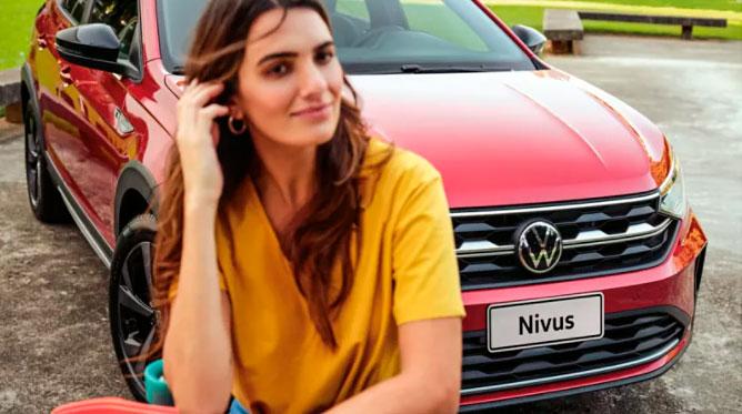 Diseño | Nuevo Nivus | Andina Volkswagen