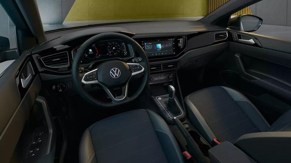 Confort | Nuevo Nivus | Andina Volkswagen