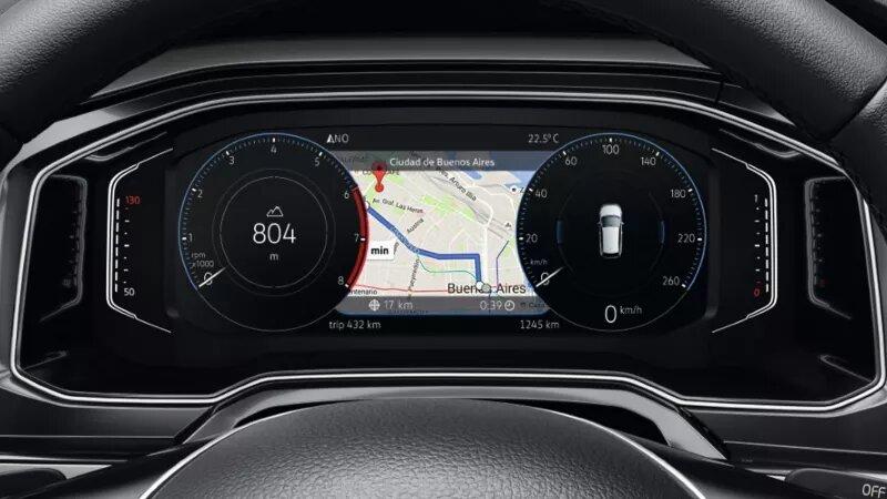 Active Info Display | Nuevo Polo GTS | Andina Volkswagen
