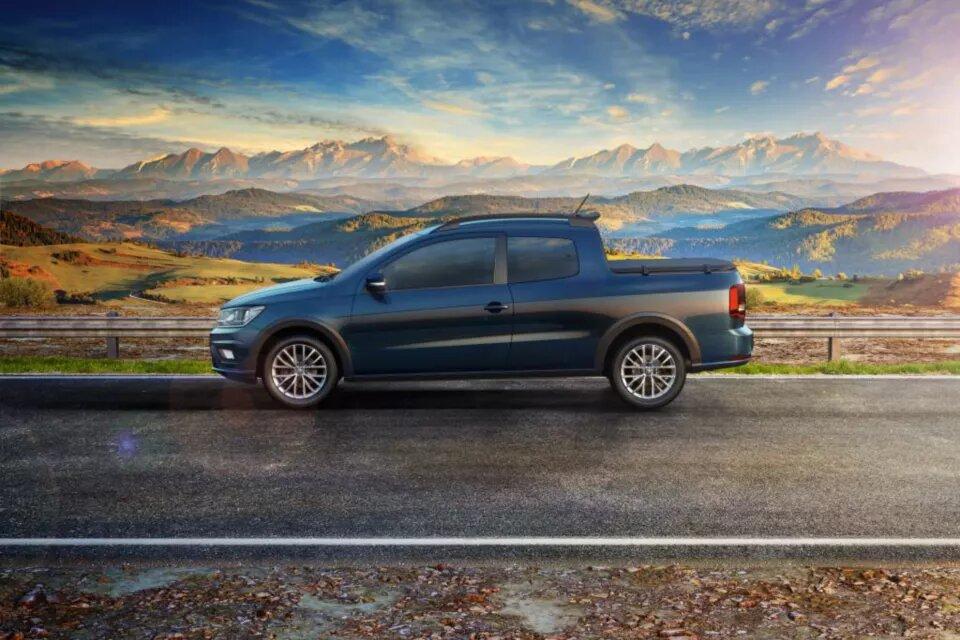 Versatil | Volkswagen Saveiro | Andina Volkswagen