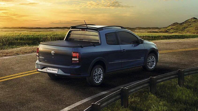 Motor | Volkswagen Saveiro | Andina Volkswagen