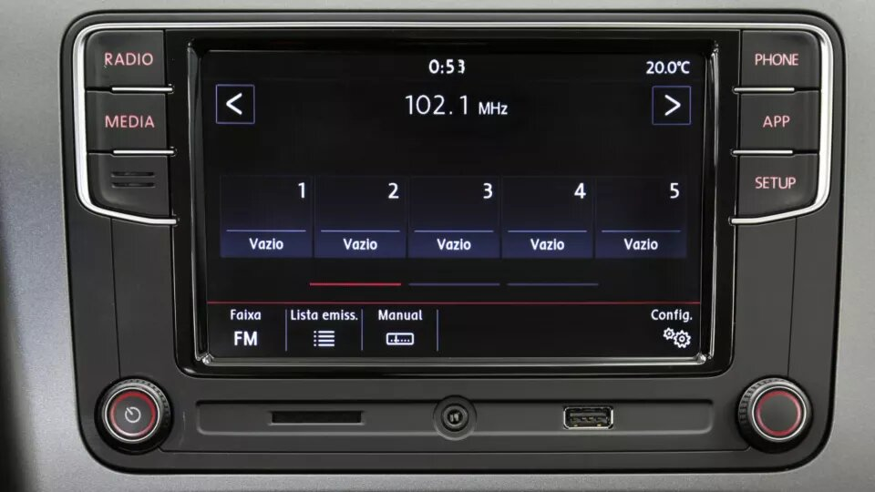 App Connect | Volkswagen Saveiro | Andina Volkswagen
