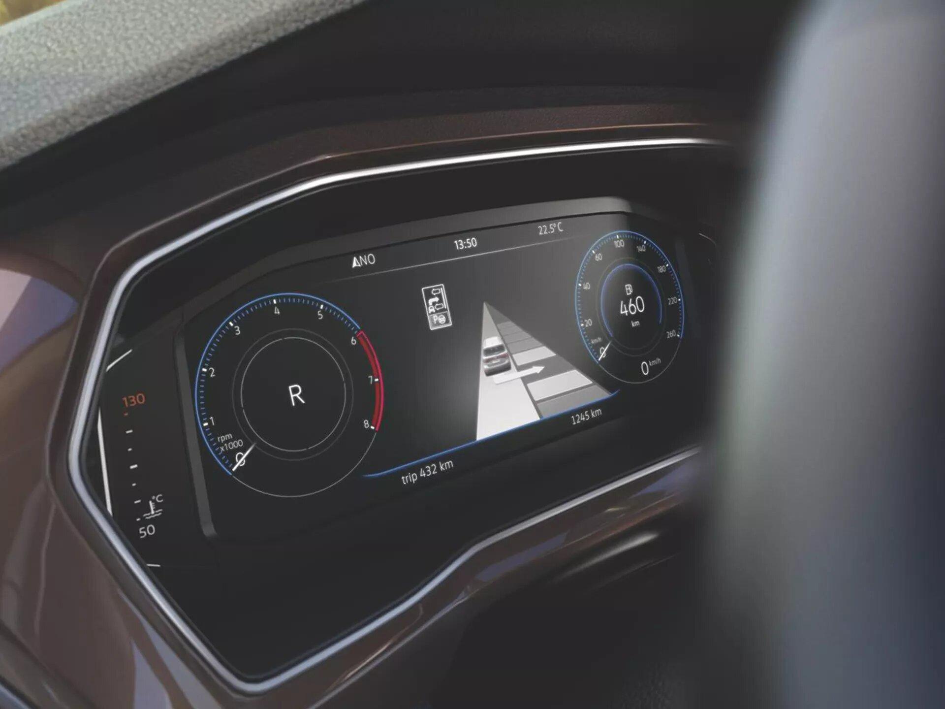 Estacioná fácil y rápido | Nuevo T-Cross | Andina Volkswagen