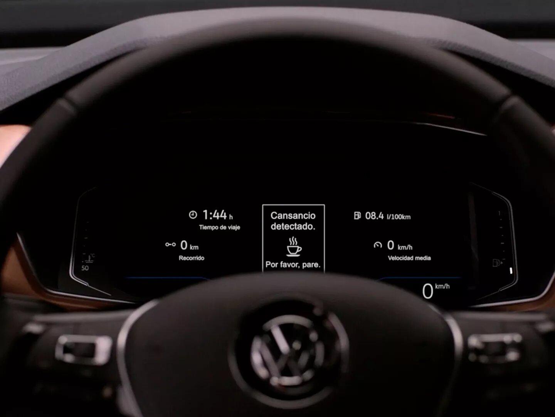 Detector de fatiga | Nuevo T-Cross | Andina Volkswagen