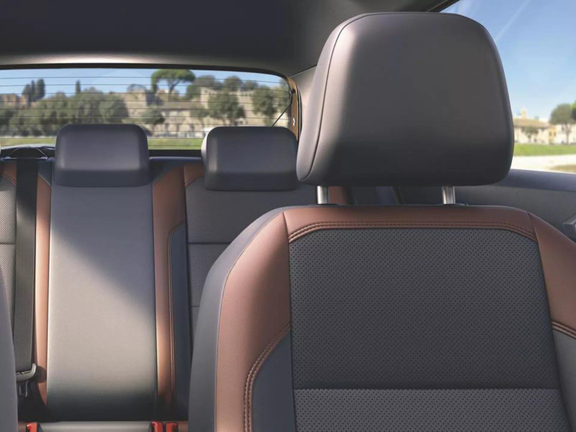 Asientos de cuero | Nuevo T-Cross | Andina Volkswagen
