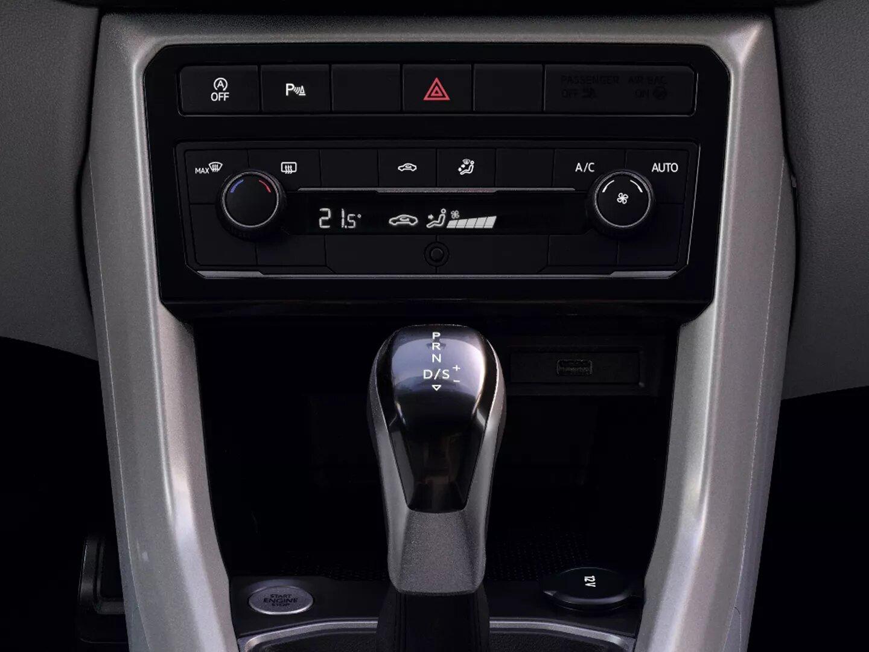 Climatizador automático | Nuevo T-Cross | Andina Volkswagen