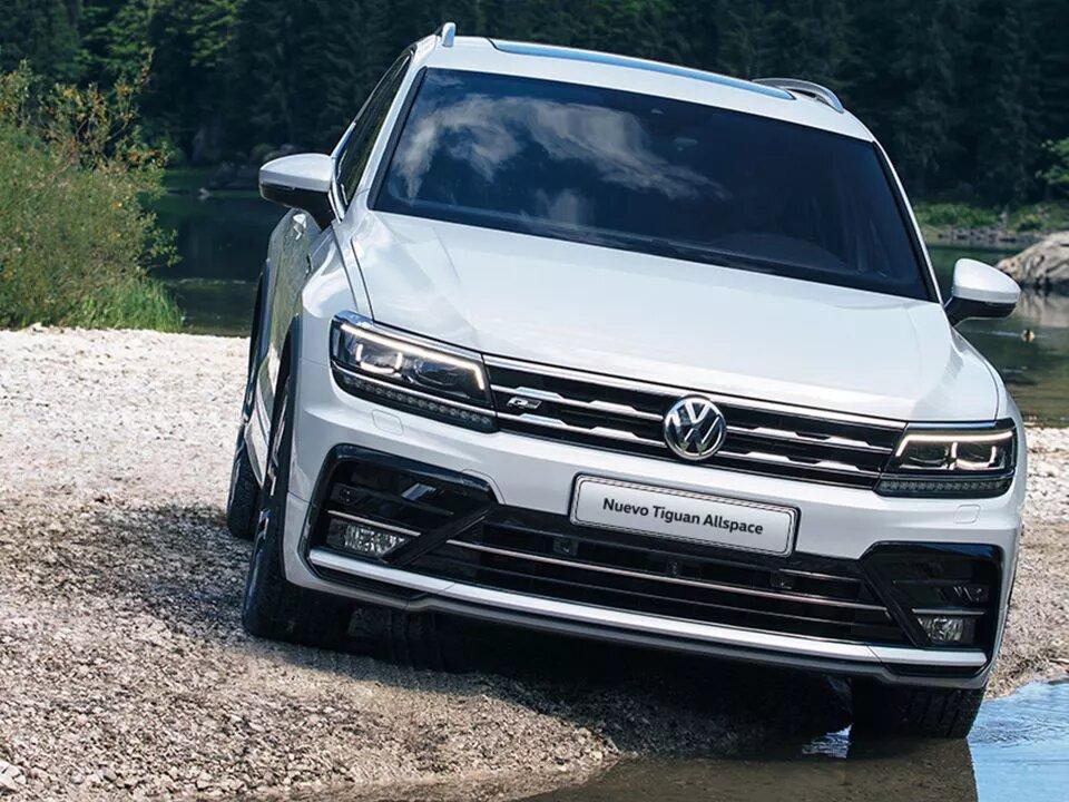 Sistema Hill Hold | Volkswagen Tiguan Allspace | Andina Volkswagen