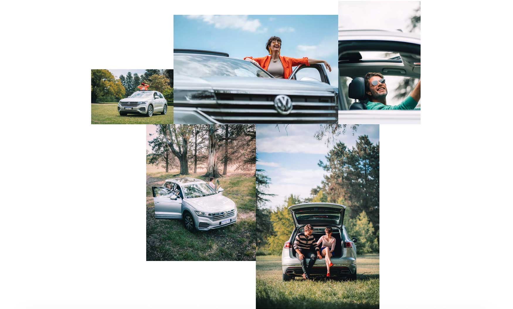 Nuevo Volkswagen Touareg | Andina Volkswagen
