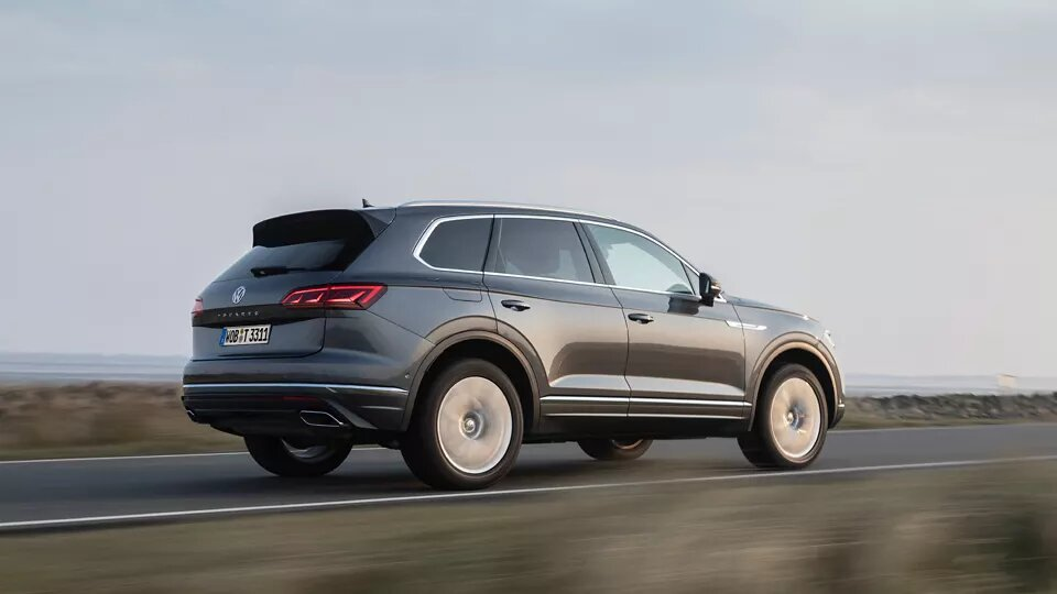 Potencia | Nuevo Volkswagen Touareg | Andina Volkswagen
