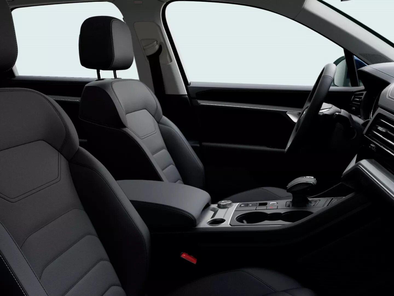 Asiento ergoComfort | Nuevo Volkswagen Touareg | Andina Volkswagen