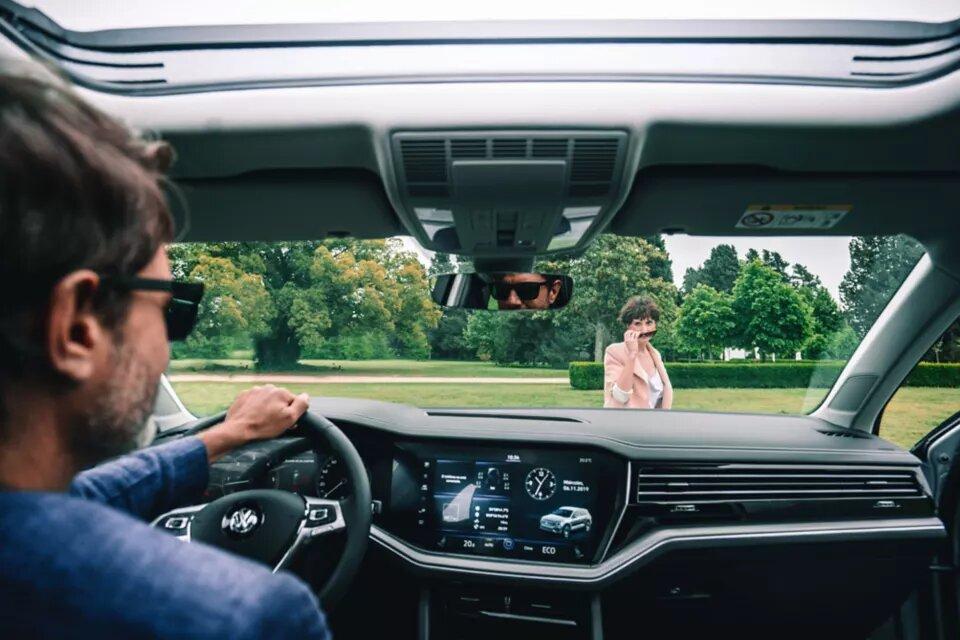 Interior | Nuevo Volkswagen Touareg | Andina Volkswagen