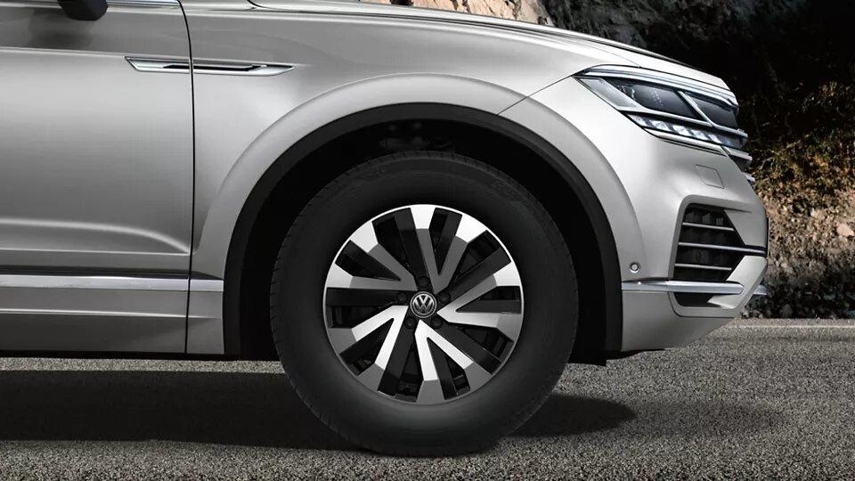 Llantas Concordia 18 | Nuevo Volkswagen Touareg | Andina Volkswagen