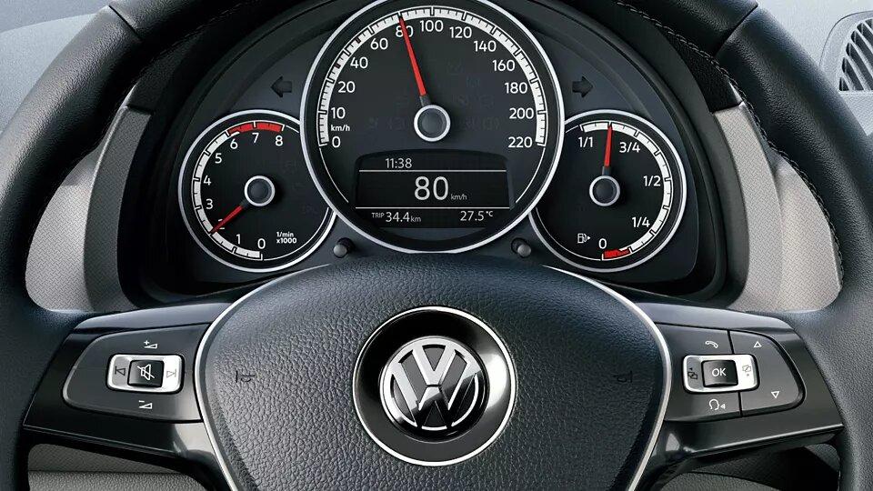 Volante multifunción | up! | Andina Volkswagen