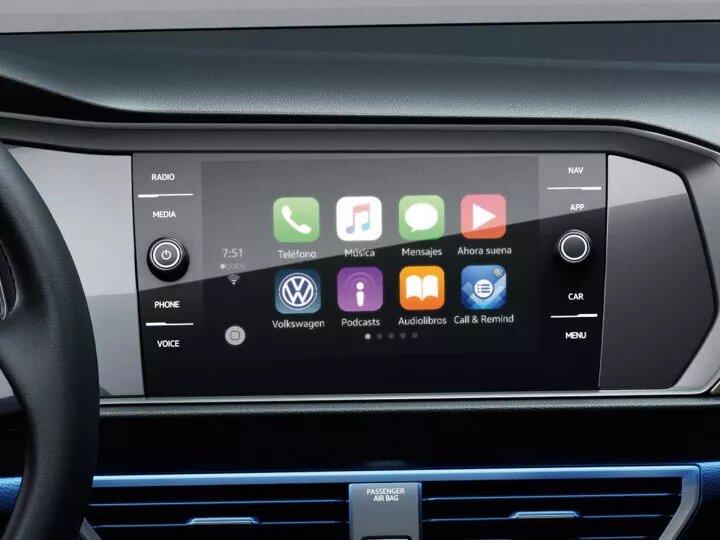Sistema de infotenimiento | Volkswagen Vento | Andina Volkswagen