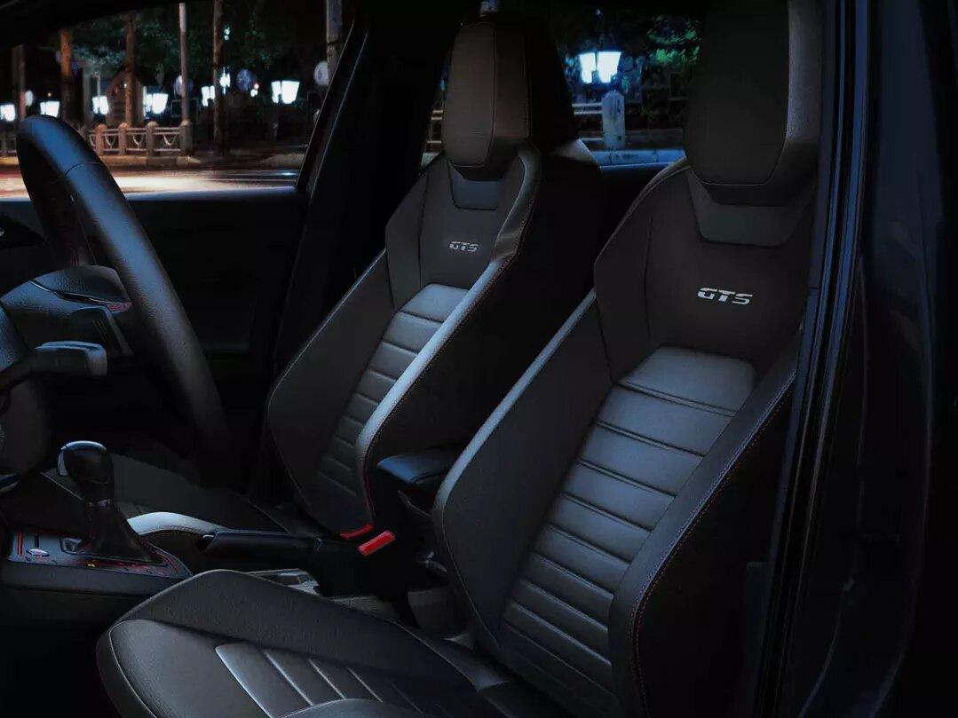 Interior Exclusivo | Nuevo Virtus GTS | Andina Volkswagen