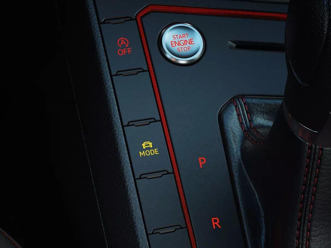 Selector de perfil de conducción | Nuevo Virtus GTS | Andina Volkswagen