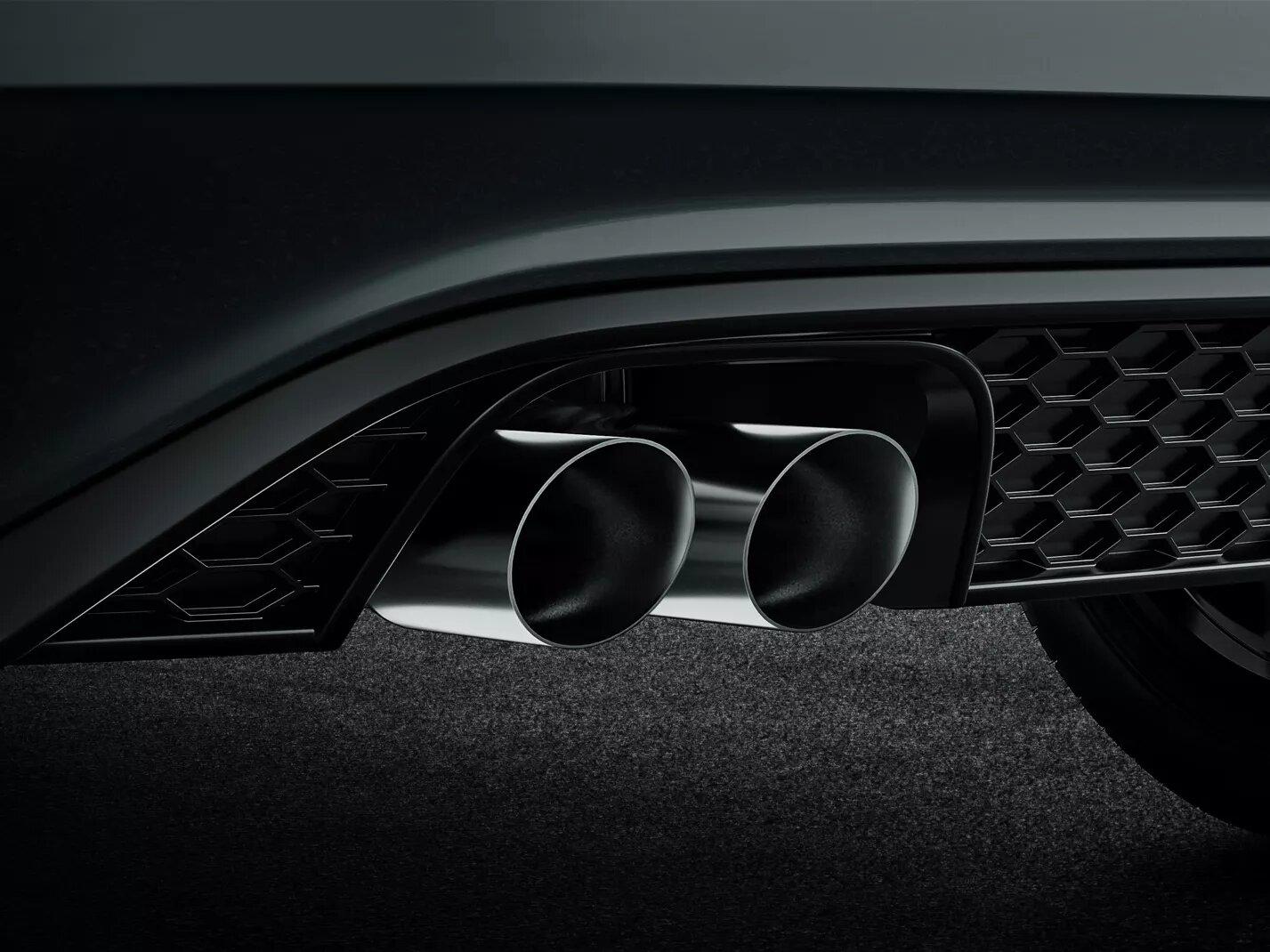 Doble salida de escape | Nuevo Virtus GTS | Andina Volkswagen