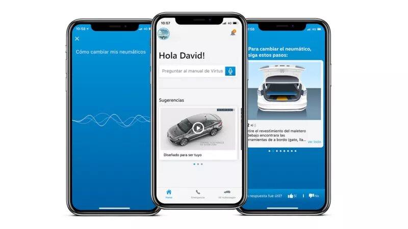 Manual Cognitivo | Nuevo Virtus GTS | Andina Volkswagen