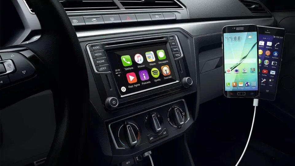 App Conect   Voyage   Andina Volkswagen