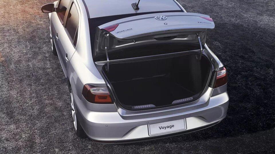 Diseño   Voyage   Andina Volkswagen